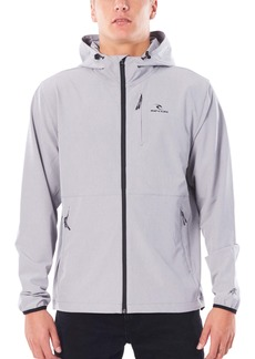 Rip Curl Elite Anti Series Water Repellent Hooded Jacket