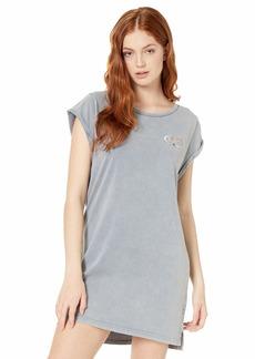 Rip Curl Junior's Essentials Graphic TEE Shirt Dress  XS