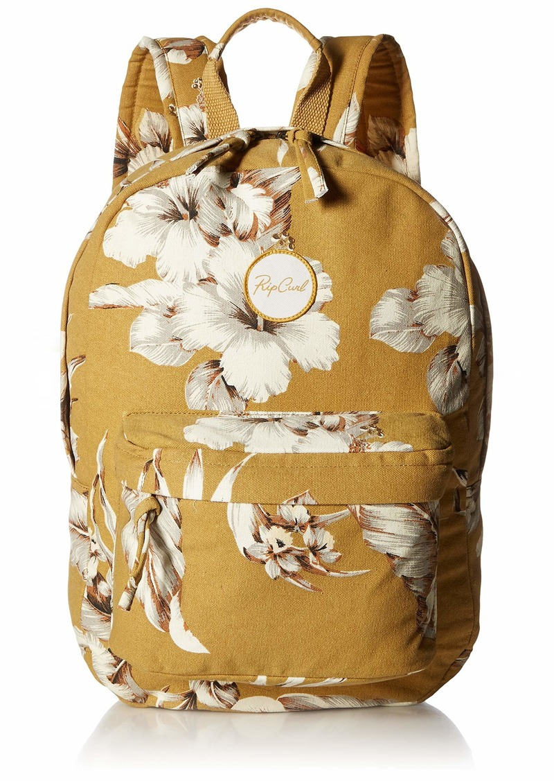 Rip Curl Junior's Island TIME Backpack mustard