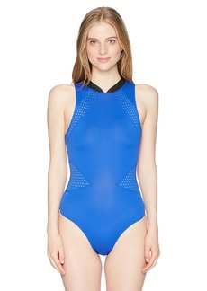 Rip Curl Junior's Mirage Ultimate One Piece Swimsuit Blue S