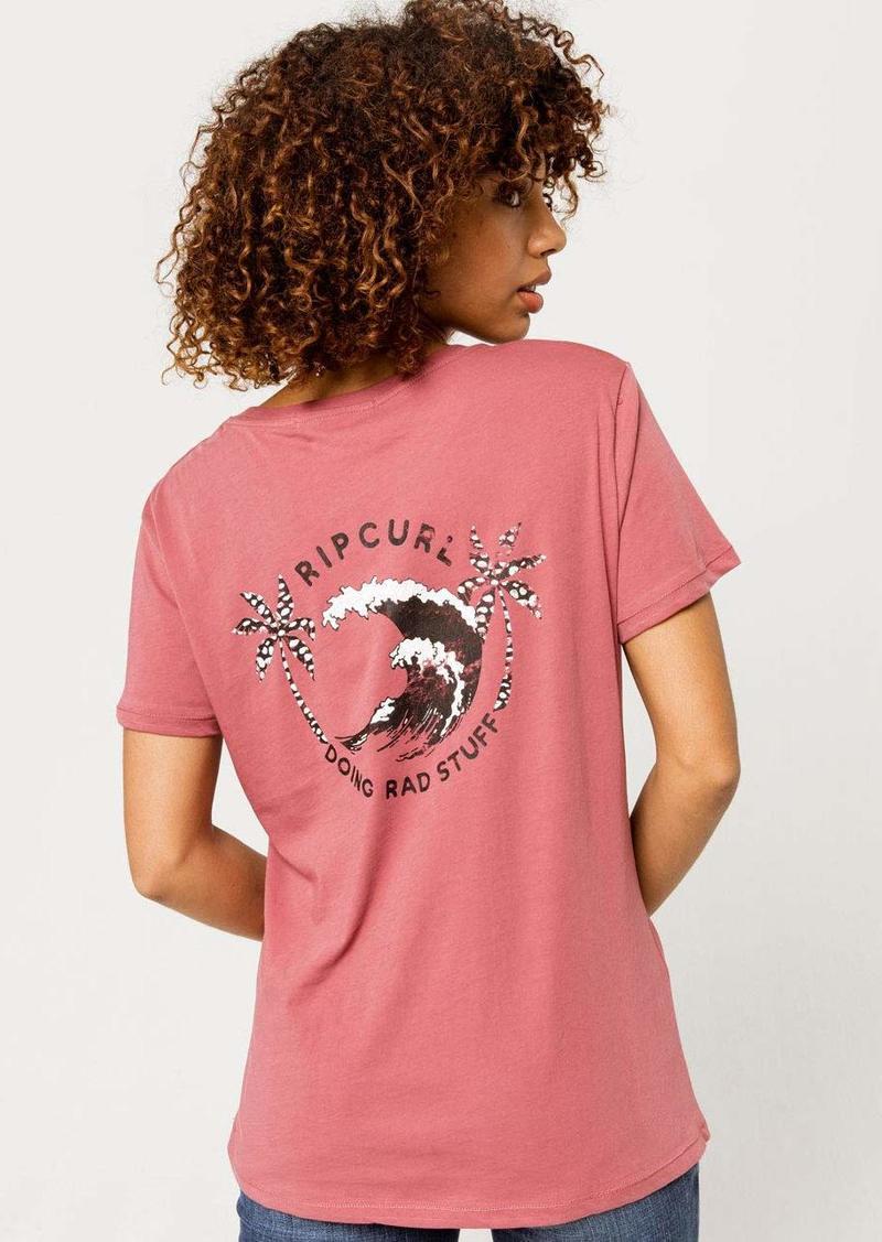 Rip Curl Junior's RAD Stuff BOY T Shirt  XS