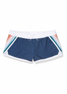 "Rip Curl womens Retro Stripe 2"" Boardshort Shorts   US"