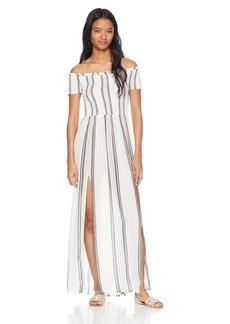 Rip Curl Junior's Soulmate Maxi Dress White S