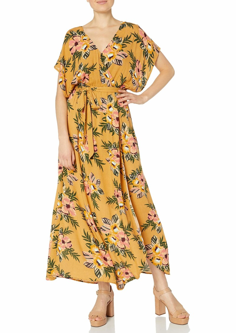 Rip Curl Junior's SUNCHASERS Maxi Dress  S
