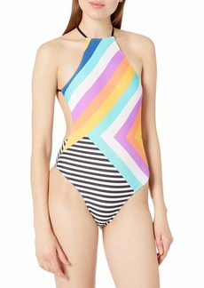 Rip Curl Junior's Surf Candy One Piece Swimsuit Multico (MTC) L