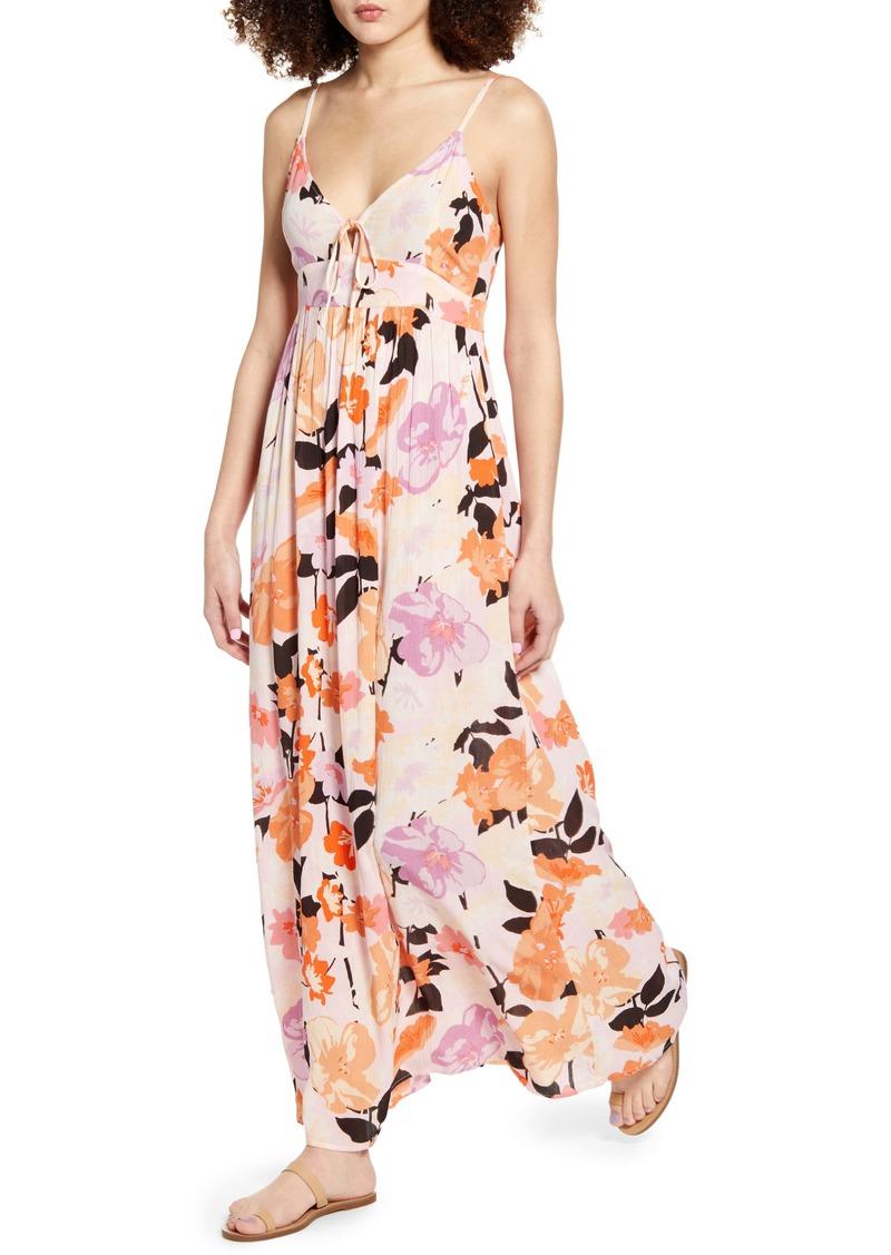 Rip Curl Lakeshore Floral Maxi Dress