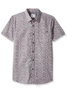 Rip Curl Men's 4th Of July Short Sleeve Shirt
