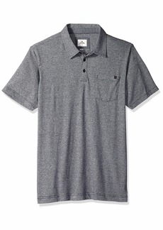 Rip Curl Men's All in Polo Navy L