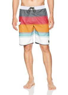 Rip Curl Men's All Time Boardshort Orange Popsicle 401K
