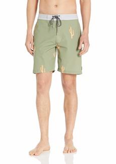 "Rip Curl Men's Amigos Layday 19"" Side Pocket Boardshort Swim Shorts"