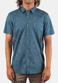 Rip Curl Men's Amigos Printed Pocket Shirt