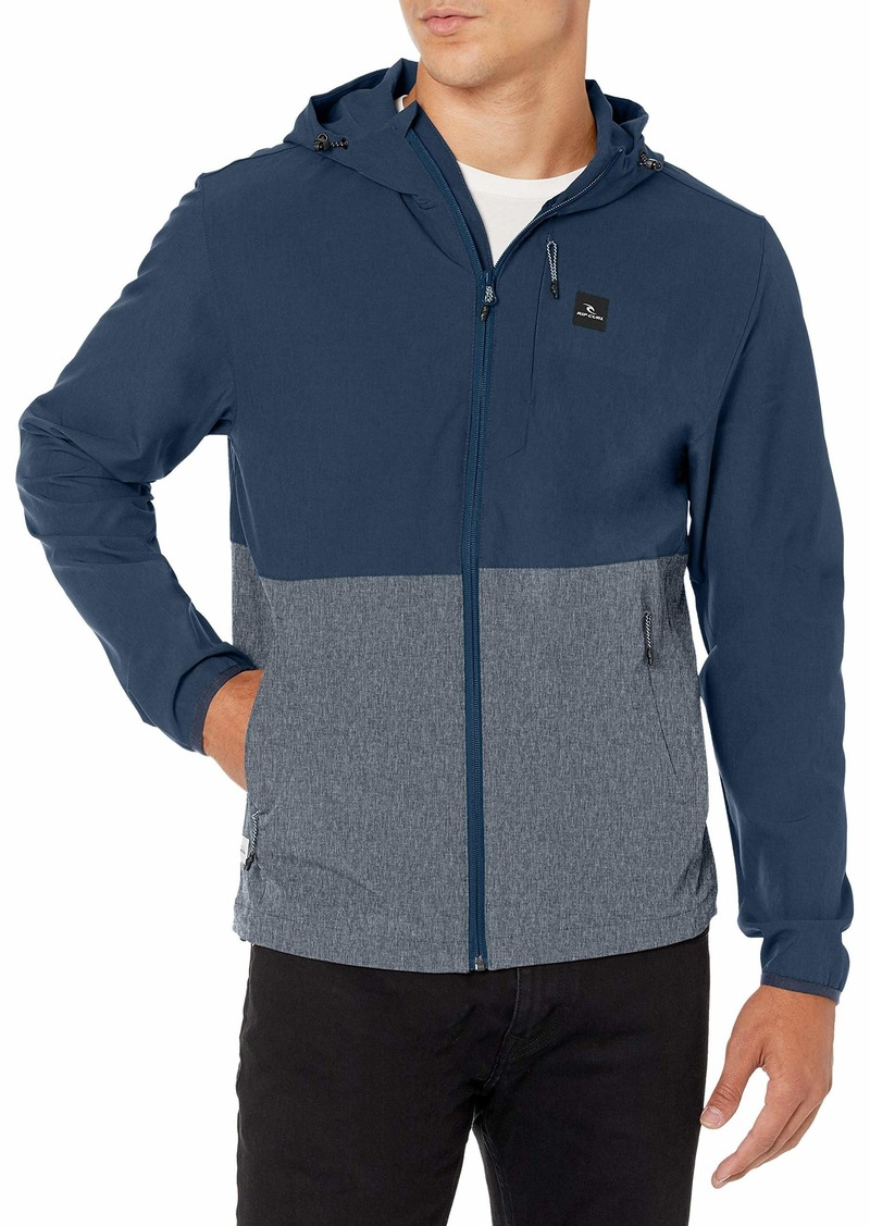 Rip Curl Men's Anti Series Collection Zip Up Jacket  S