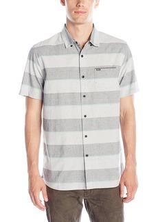 Rip Curl Men's Back Burnershort Sleeve Shirt  Small