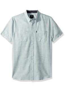 Rip Curl Men's BARNS SS Shirt Tapestry/tap M