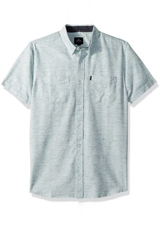 Rip Curl Men's Barns SS Shirt  XL