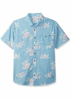 Rip Curl Men's Bender Short Sleeve Shirt  L