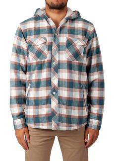 Rip Curl Men's Berna Hooded Shirt