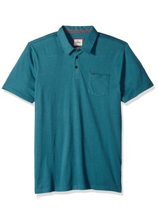 Rip Curl Men's Bishop Polo Tapestry/tap 2XL