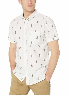 Rip Curl Men's Breach Short Sleeve Shirt  L
