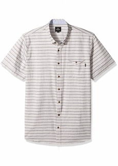 Rip Curl Men's Cam Ss Shirt Off Off White (OFW) XL
