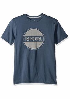 Rip Curl Men's Circulo Classic Tee  M