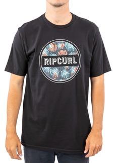 Rip Curl Men's Circulo Logo Graphic T-Shirt