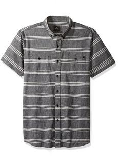 Rip Curl Men's Clubber SS Shirt Black M