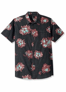 Rip Curl Men's Conner Flyer Short Sleeve Shirt  L