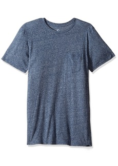 Rip Curl Men's Core Tri Blend Pocket Tee  S