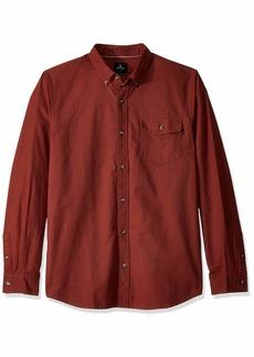 Rip Curl Men's Count Long Sleeve Shirt  M