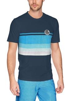 Rip Curl Men's Craft Surf Shirt S/s Rashguard Navy XL