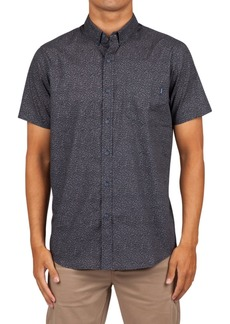 Rip Curl Men's Dark Paradise Printed Shirt