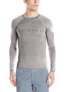 Rip Curl Young Men's Dawn Patrol UV Tee L/s Rashguard Swimwear  L