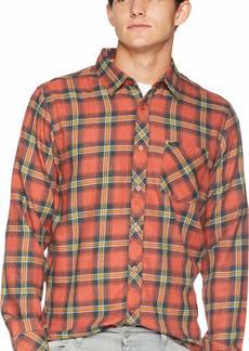 Rip Curl Men's Dayton L/S Shirt red L