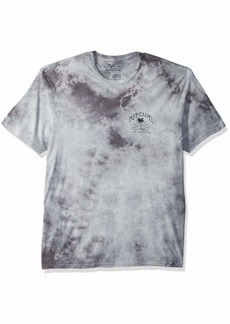 Rip Curl Men's Deadhead Heritage Custom Tee Grey 2XL