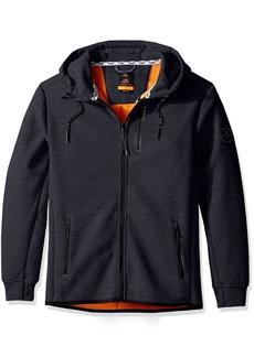 Rip Curl Men's Departed Anti Series Zip up Hooded Fleece Sweatshirt  S