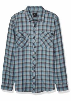 Rip Curl Men's Dixon Long Sleeve Flannel  S