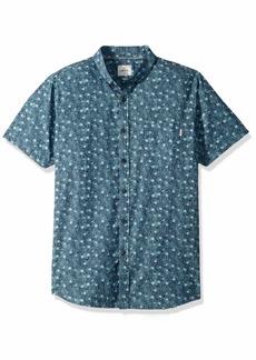 Rip Curl Men's Dorado Short Sleeve Shirt  L