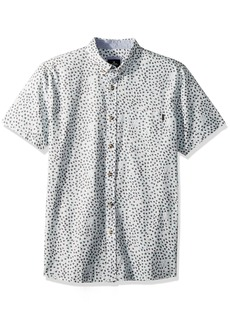 Rip Curl Men's EL Mirador SS Shirt White XL