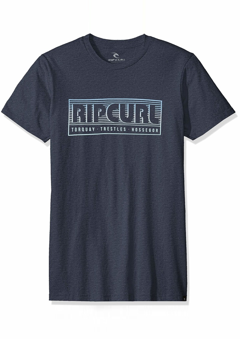 Rip Curl Men's Electra Premium T Shirt  M