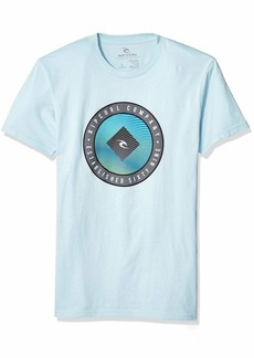Rip Curl Men's Elevated Premium Tee  M
