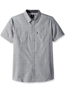 Rip Curl Men's Endy Ss Shirt Off White (OFW) M