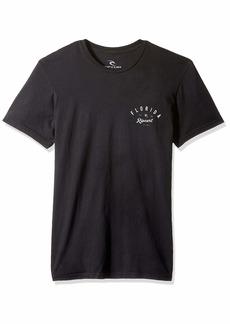 Rip Curl Men's Fl Sailfish Heritage T Shirt  L