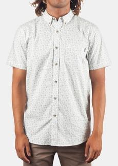 Rip Curl Men's Flower Shop Printed Shirt