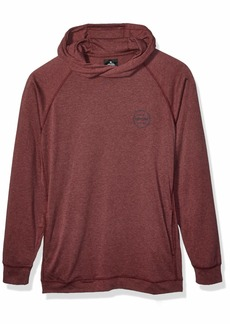 Rip Curl Men's Fused Long Sleeve Pull Over  M