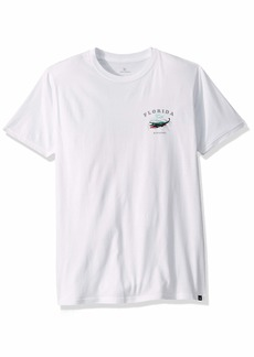 Rip Curl Men's Going Right Premium TEE Shirt  2XL