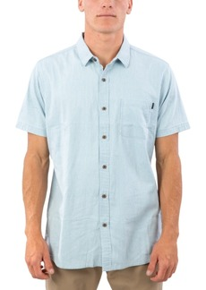 Rip Curl Men's Golden Road Short Sleeve Shirt