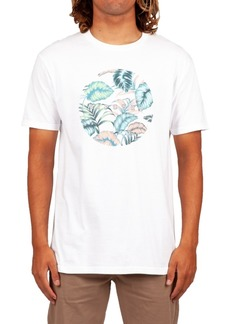 Rip Curl Men's Island Spirit Circle Logo Graphic T-Shirt