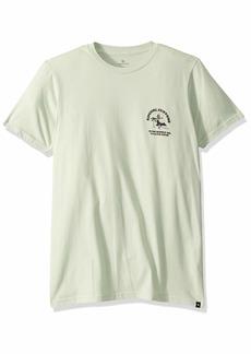 Rip Curl Men's Island TIME Premium TEE Shirt  M