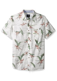 Rip Curl Men's Jungle SS Shirt  M